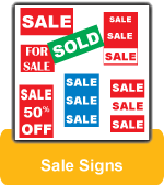 Sale Signs - Copy Direct